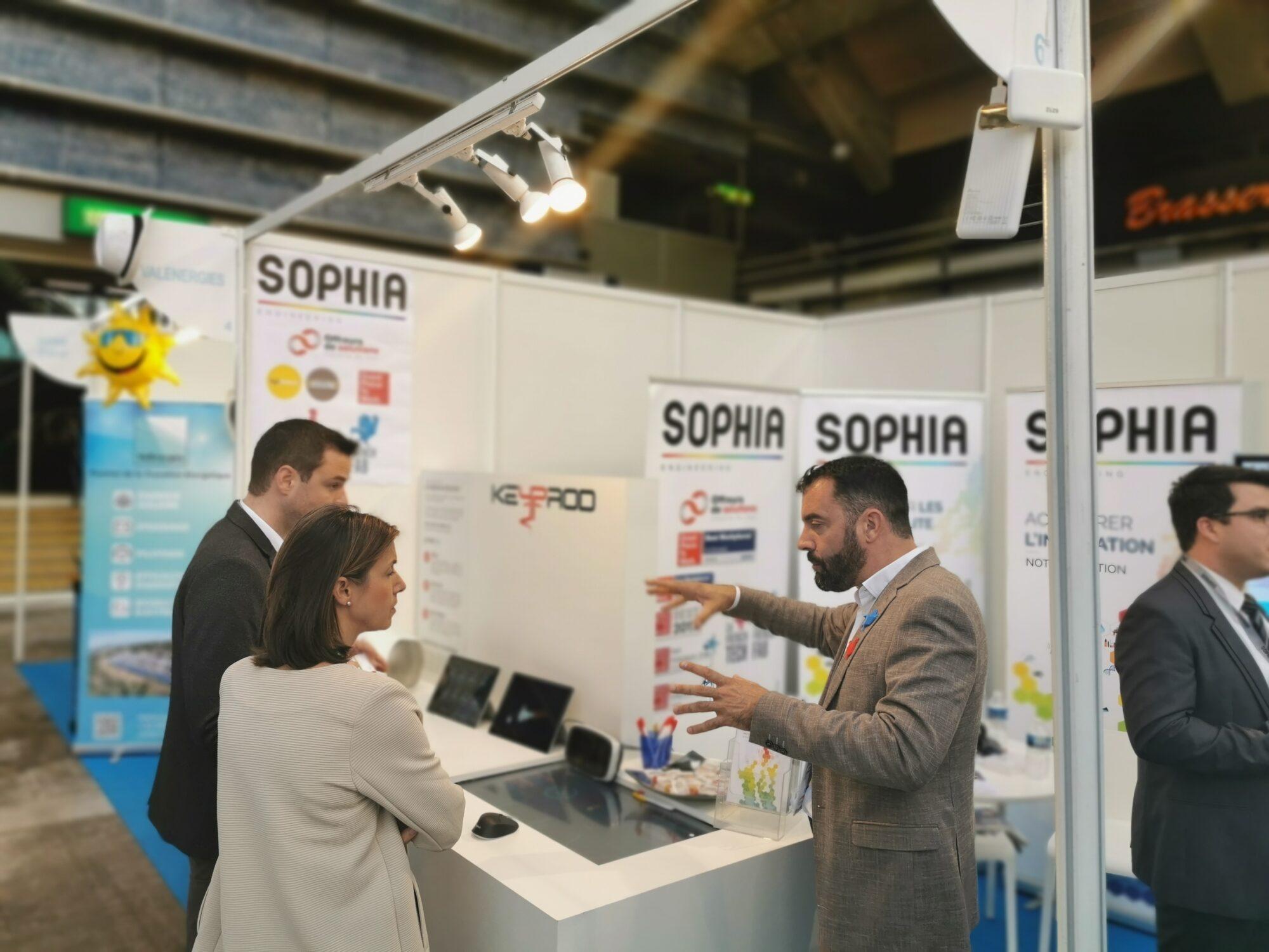 Sophia Engineering transforme les idées en réalité industrielle